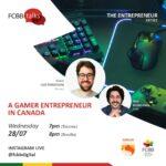 FCBB Talks - A Gamer Entrepreneur in Canada